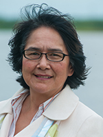 Catherine Cockney, Inuvik, NT