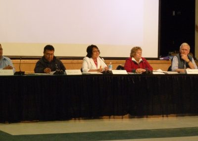Review Board panel for Inuvik-Tuk Highway project - Inuvik 2010