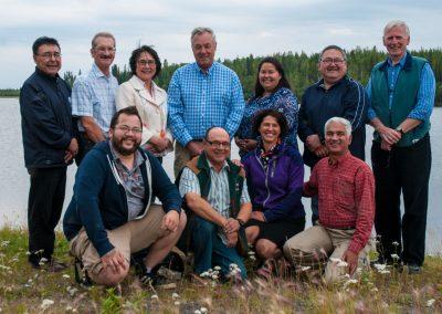 EIRB board and staff Aug 2014